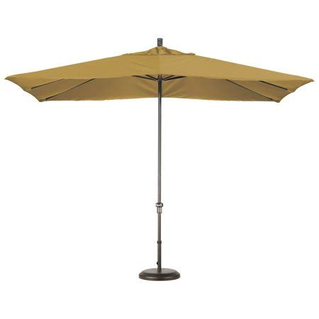 12 Ft Rectangular Patio Umbrella by California Umbrella 11 Ft Rectangular Aluminum Market