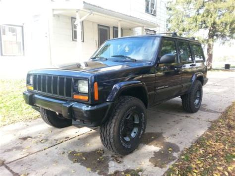 Lifted Jeeps For Sale In Michigan Find Used Lifted 99 Jeep Low In Jackson
