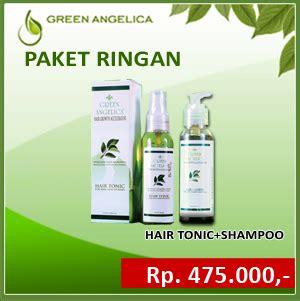 Shoo Regrowth Penumbuh Rambut Alami Green green paket penipisan rambut ringan penumbuh