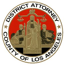 Us Attorney S Office Los Angeles by Los Angeles County California U S