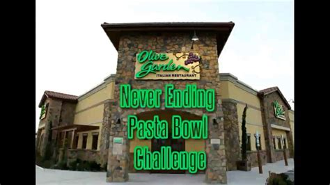 olive garden v hodgepodge olive garden never ending pasta bowl challenge