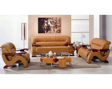 modern leather sofa sets modern style bonded leather sofa set 44l6085