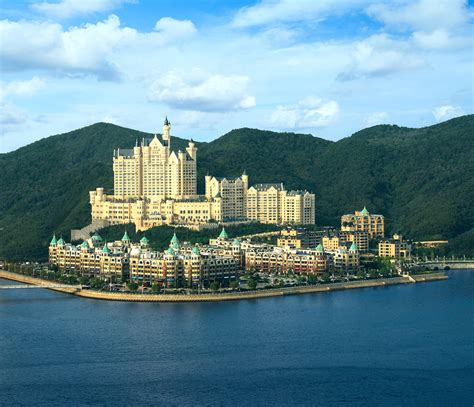 The Castle Hotel, A Luxury Collection Hotel, Dalian : an