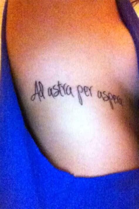 kansas tattoo 59 best ad astra per aspera images on