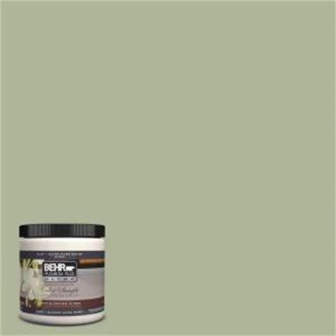 behr premium plus ultra 8 oz ul210 14 moss print interior exterior paint sle ul210 14 the