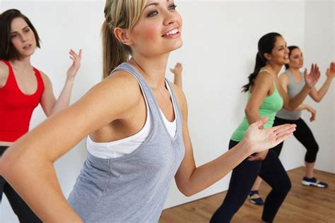 dance music video with aerobics add a zing into your fitness routine through dance workout