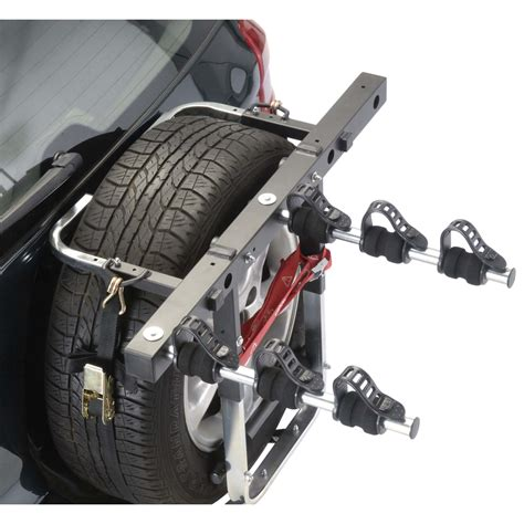 Bike Rack 4x4 by Mottez 3 Bike Carrier For 4x4 Probikeshop