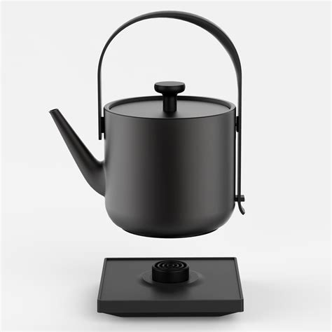 fellow designs app controlled kettle for precise coffee