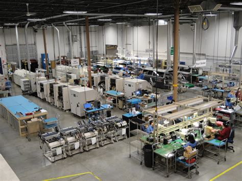 design for manufacturing test electronic manufacturing services ems information