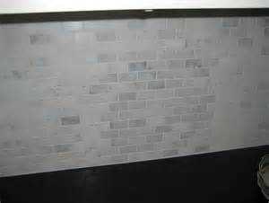 Stone Tile Kitchen Backsplash white stone tile backsplash home design ideas