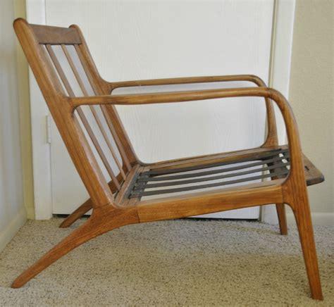 danish chair design danish mid century teak lounge chair trevi vintage design