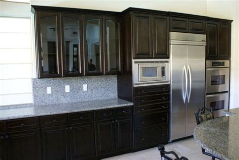 unfinished cabinets las vegas add glass doors to your kitchen cabinets