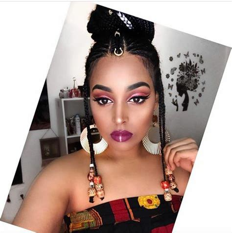New Hairstyles For 2017 For For Habesha by These Are Showing Their Culture In