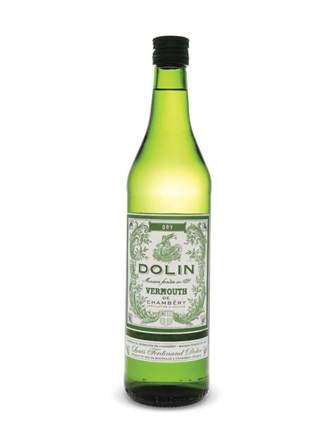 dry vermouth for dry white vermouth