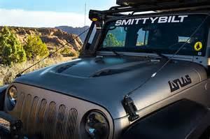 Jeep Wrangler Vented Jeep Wrangler Jk Stingray Vented Smittybilt Sb76400