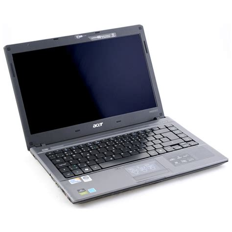 Wifi Laptop Acer Notebook Acer Aspire 4810tg 944g50mn 14 Led Su9400 4gb