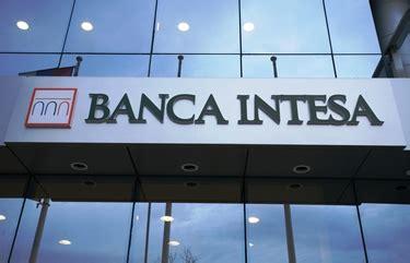 gruppo intesa banche intesa banche servizi on line