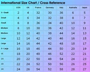 14 best images about sizes on pinterest for women