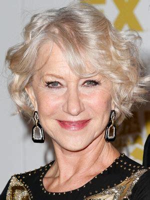hair loss in 60 year old women helen mirren thinning hair women celebrity hair styles