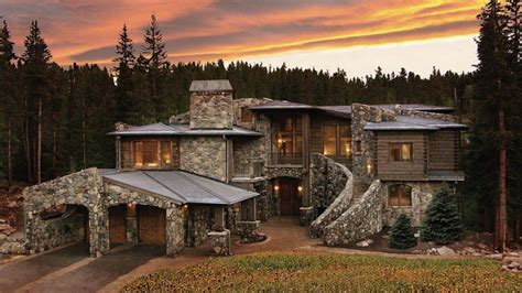 Home Plans Colorado by Luxury Mountain Home Designs Colorado Mountain Home Luxury