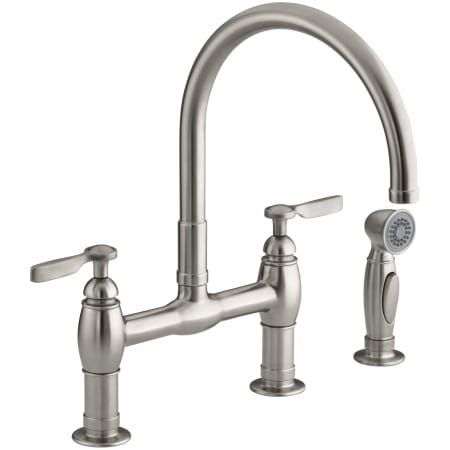best automatic kitchen faucet prime kohler k vs sensate kohler k 6131 4 vs stainless steel parq double handle