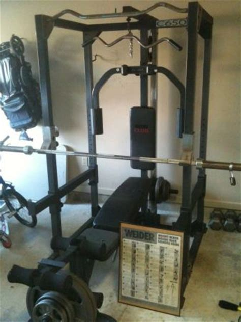 weider club weight bench c650 weider espotted