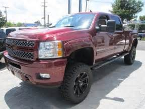 Chevy Southern Comfort Truck Lifted Trucks For Sale 2014 Chevy Silverado 2500hd Diesel