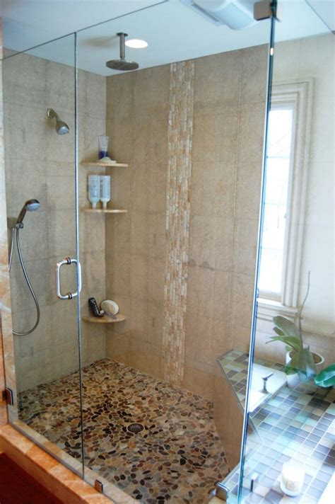 Ideas For Showers In Small Bathrooms Bathroom Small Bathroom Remodeling Ideas Features Bathroom Remodel Shower Stall Remodeling