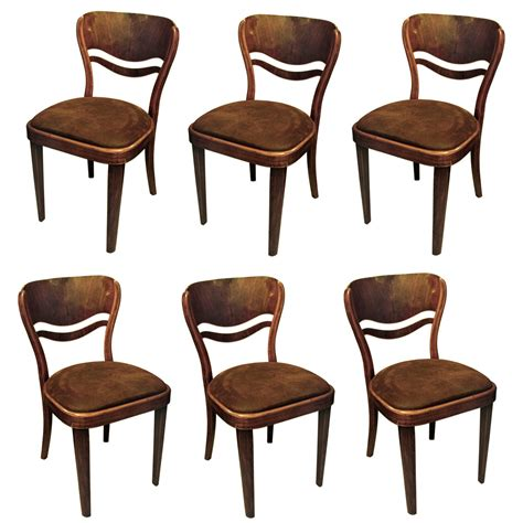 thonet chairs for sale set of six thonet dining room chairs for sale at 1stdibs