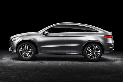 concept mercedes mercedes benz concept coupe suv revealed in beijing