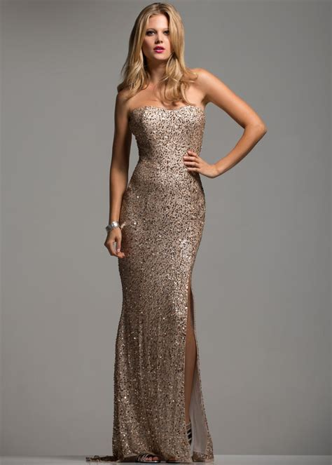 colored prom dresses best 25 chagne colored prom dresses ideas on