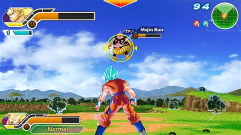 Download Mod Game Ppsspp | dragon ball z tenkaichi tag team mod ultra v6 ppsspp cso