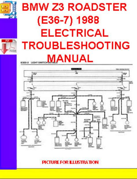 transmission control 1998 bmw z3 free book repair manuals bmw z3 roadster e36 7 1998 electrical troubleshooting manu down