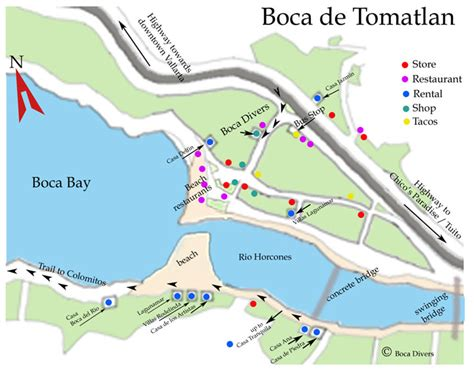 Bed And Breakfasts About Boca De Tomatlan