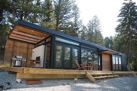 modern prefab homes mn modern cabin prairie perch karoleena modern modular