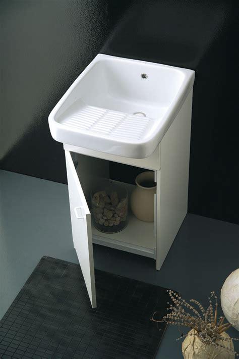 lavello con mobile mobili lavelli lavatoio ceramica con mobiletto