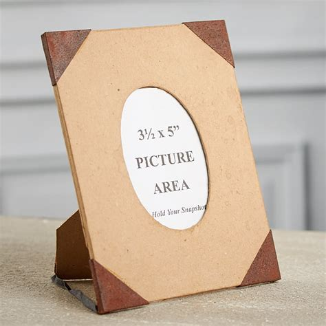 Paper Mache Photo Frame Crafts - tin and paper mache picture frame paper mache