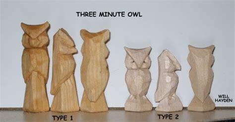 wonderful diy wood carving owl