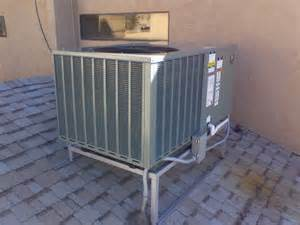 new home ac unit arctic fox heating and air air conditioning installation