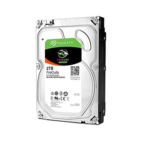 Seagate Sshd 2tb Sata 3 64 Mb 7200 Rpm Firecuda 1 Seagate 2tb Firecuda Gaming Sshd Solid State Hybrid Drive