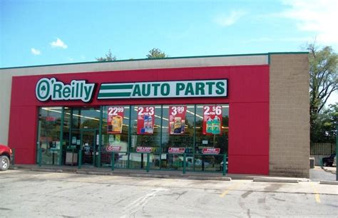 O Reilly Auto Parts Hours by O Reilly Auto Parts In Independence Mo 64055