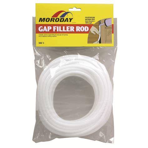 moroday 6mm x 5m white gap filler rod bunnings warehouse