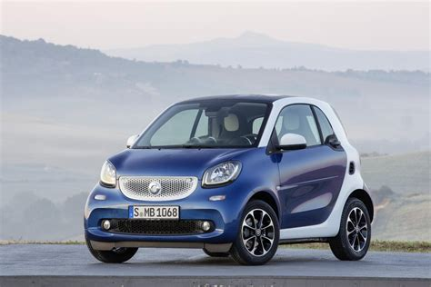 smart car 2015 smart fortwo forfour specifications officially