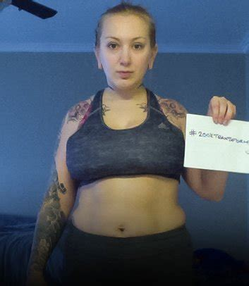 sore c section scar years later sarah s competitive nature helped her get fit