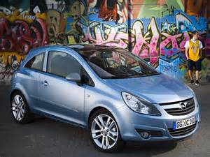 Opel Cars Pictures Car Pictures Opel Corsa 2007