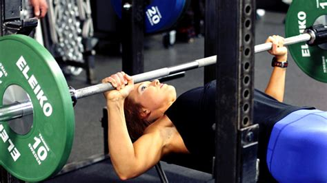 bench pressing for women the best damn bench press article period t nation