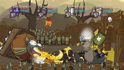 castle crashers hits xbox    returning xbox