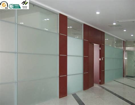 interior partition wall prefabricated interior partition wa movable office walls frameless glass office partition