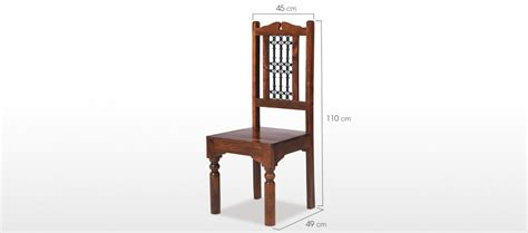 Size Of Dining Chair Dining Chair Dimensions