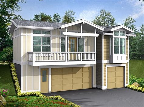 Garage Plans With Apartment by Garage Apartment Plans Three Car Garage Apartment Plan